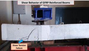 GFRP reinforced beams-Shear