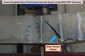 NSM Shear Strengthening